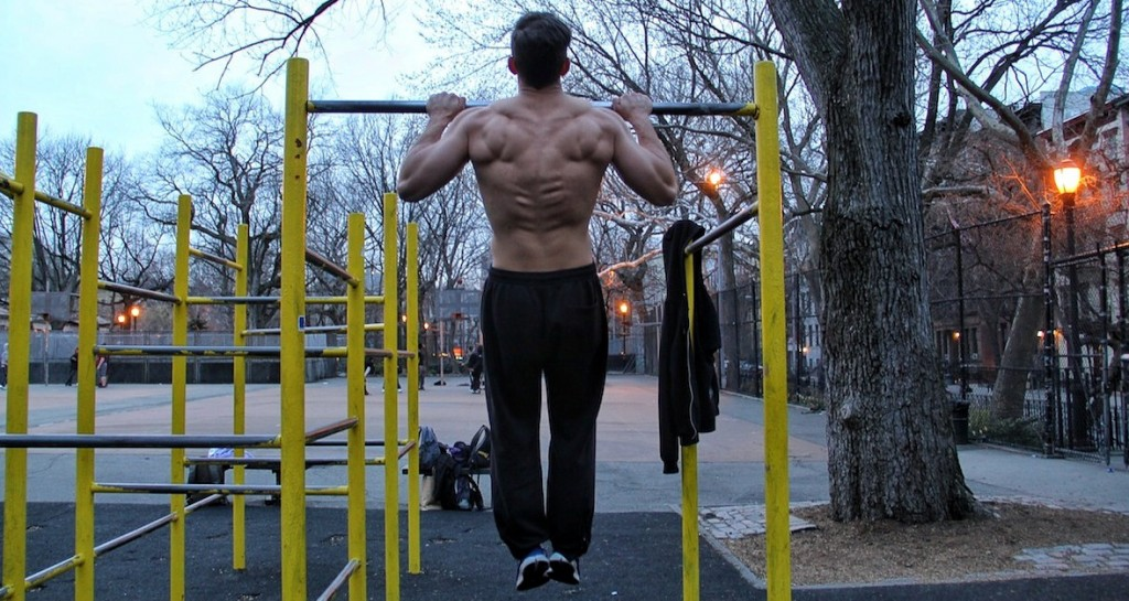 calisthenics-routine